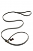 Leather Choke Leash and Collar Combo for Dogs